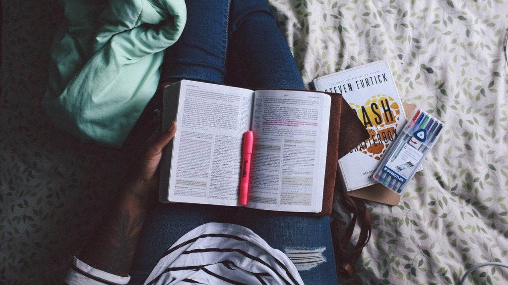 étudier et apprendre chez soi - devoirs scolaires